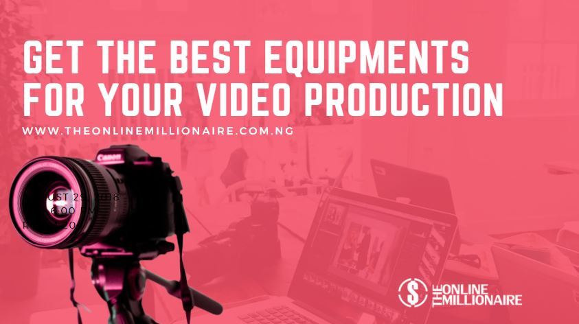 How to get the best equipment for your YouTube channel