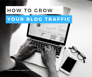 Read more about the article 13 Killer Strategies to Grow Your Blog Traffic