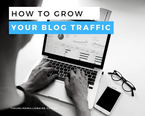 13 Killer Strategies to Grow Your Blog Traffic