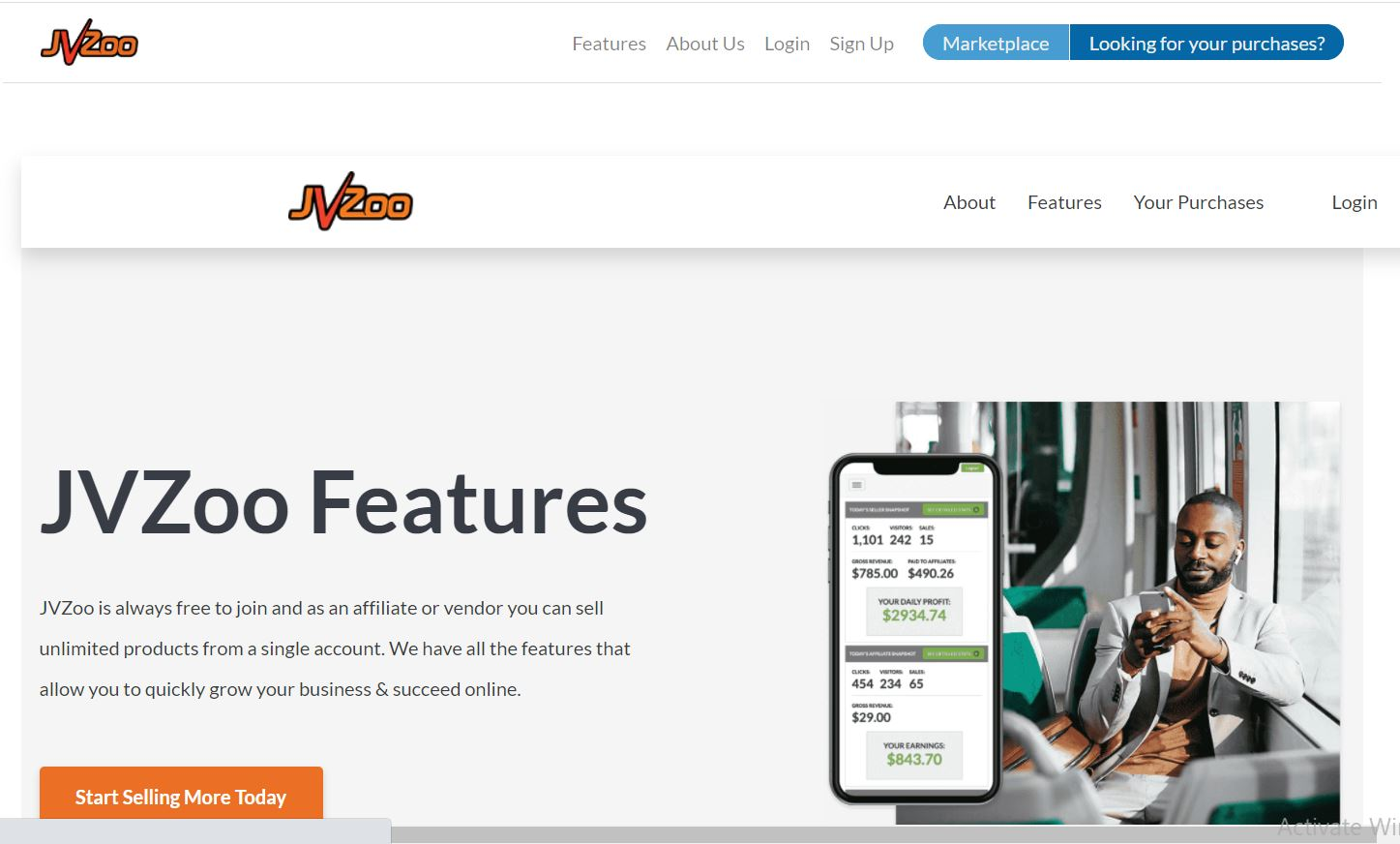 Get Started with JVZoo Affiliate Program