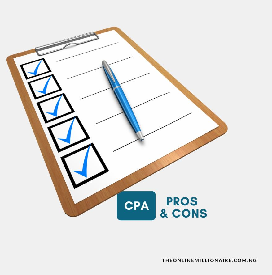 CPA MARKETING PROS AND CONS FOR NEWBIES