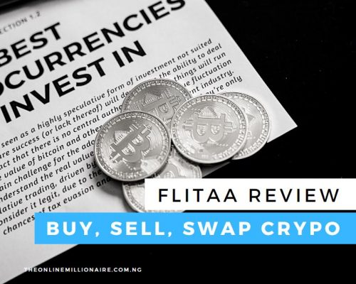 Flitaa Review- Buy, Sell, Swap or Earn Crypto